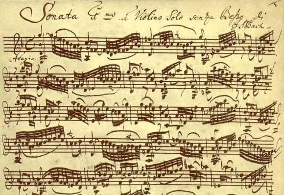 datos curiosos Johann Sebastian Bach