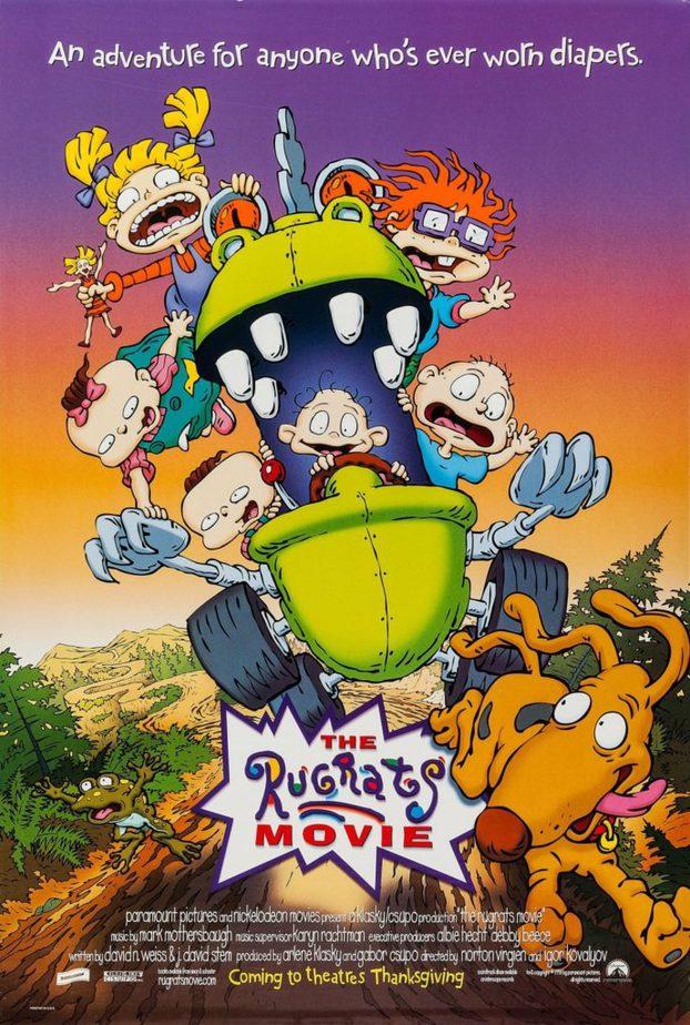 Curiosidades de los Rugrats