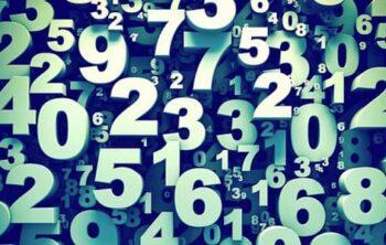 Curiosidades de los números