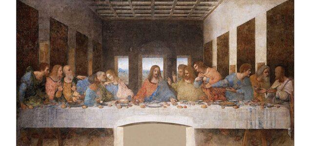 Curiosidades de La última cena