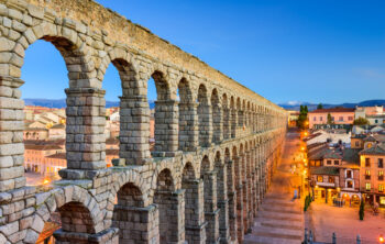 Curiosidades del Acueducto de Segovia