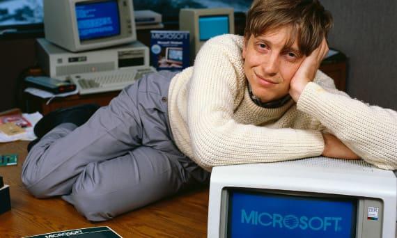 Curiosidades de Bill Gates