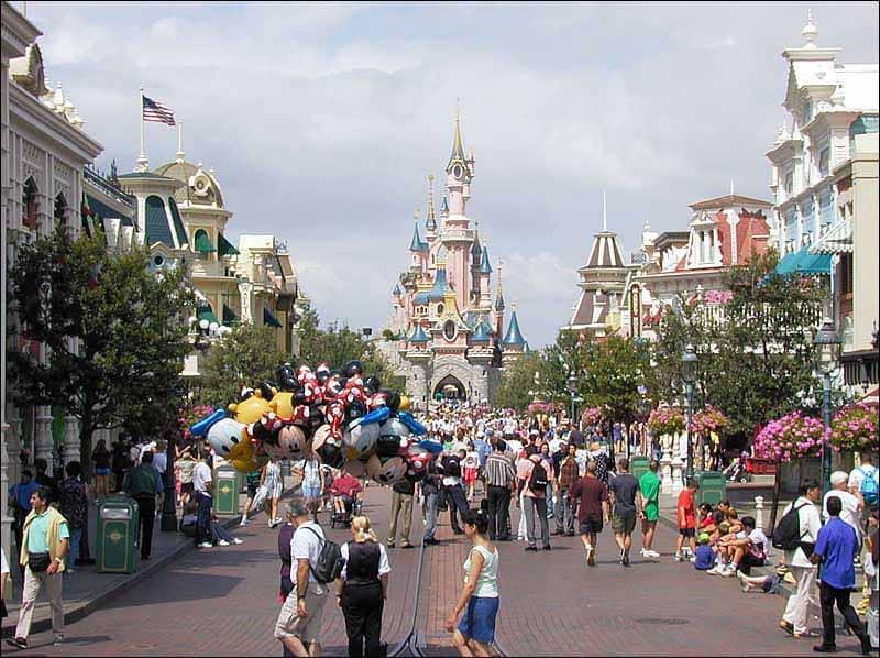 Curiosidades de Disneyland